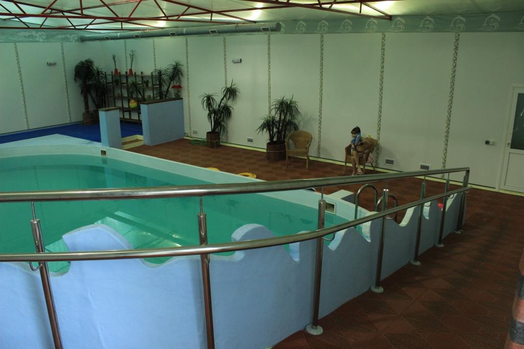второй басейн