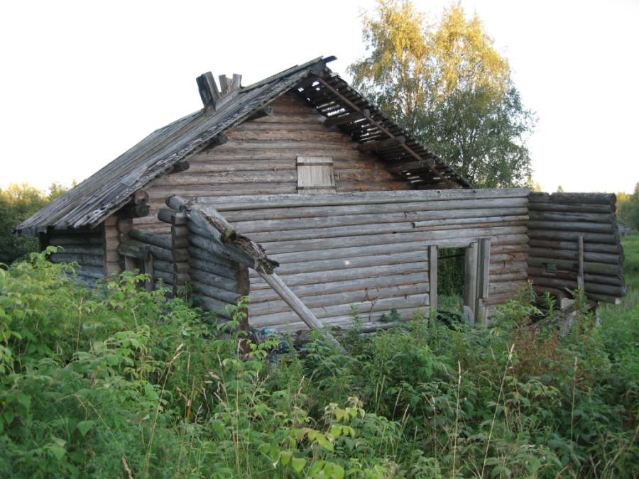 дом разруха