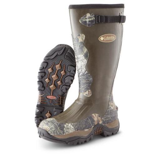 1271-Columbia-Adrenaline-Hunter-Rubber-Boots-Mossy-Oak-1