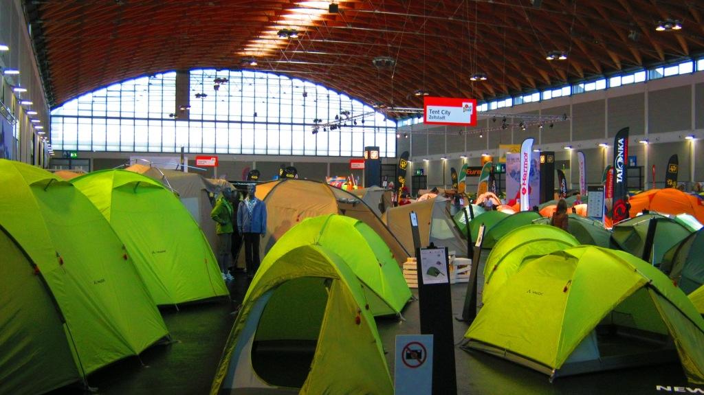 ангар палатки