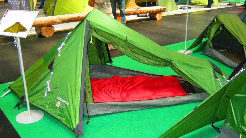 палатка соло