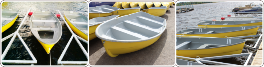 прокат лодок с мотором на вуоксе