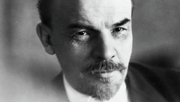 Ленин первое фото
