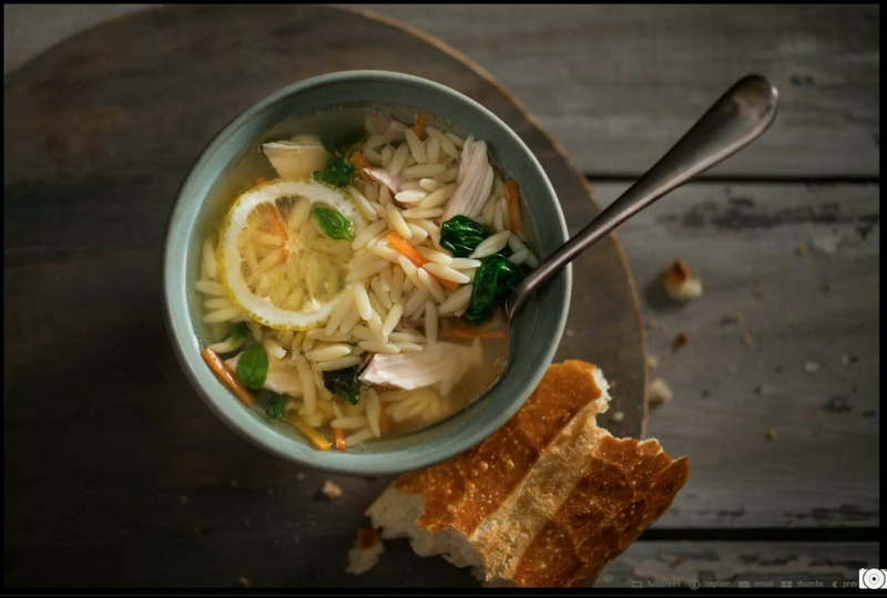 Tonelli soup