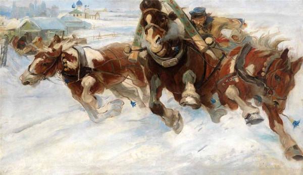 Грузинский-Петр-Николаевич-1837-1892-«Русская-тройка»-1024x593