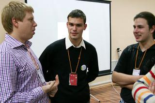 Денис Кортунов, Александр Кушпель и я