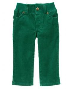 Pull-On Corduroy Pants 4-5т