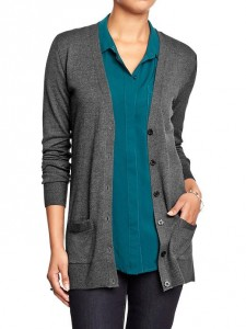 Womens Boyfriend Cardigans graphite heather