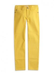 coloured skinny leg jeans PumpkinPatch custard