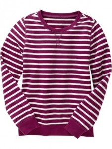 Girls Terry Sweatshirts