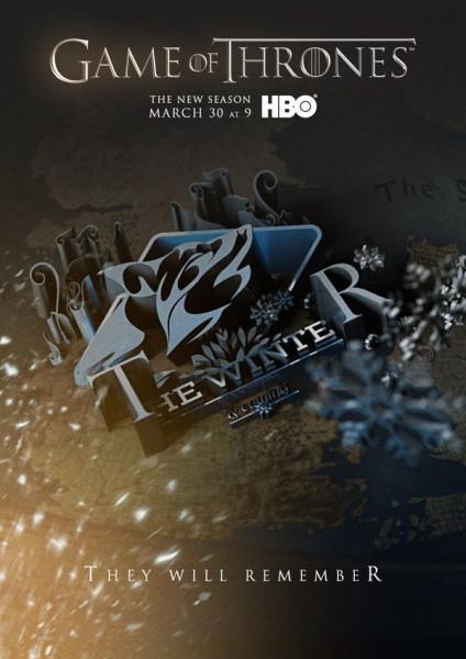 Игра престолов 4 сезон 1 серия два
