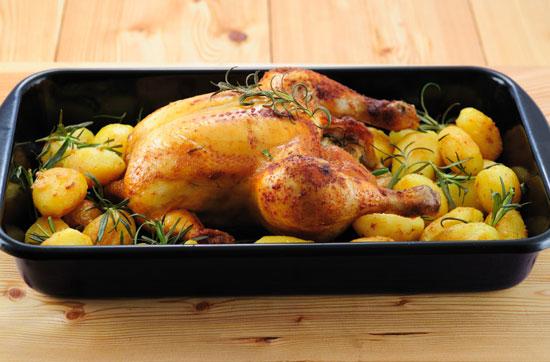 Рецепт вкусного запекания курицы