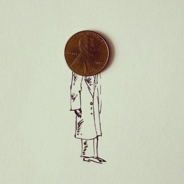 хавьер перес, монетка