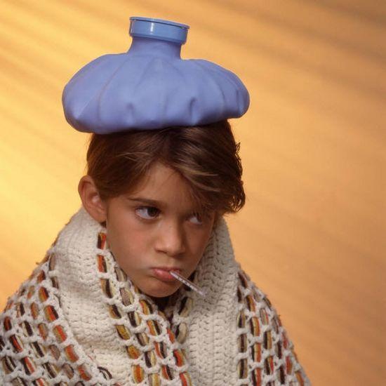 школьное питание, болеющий ребенок