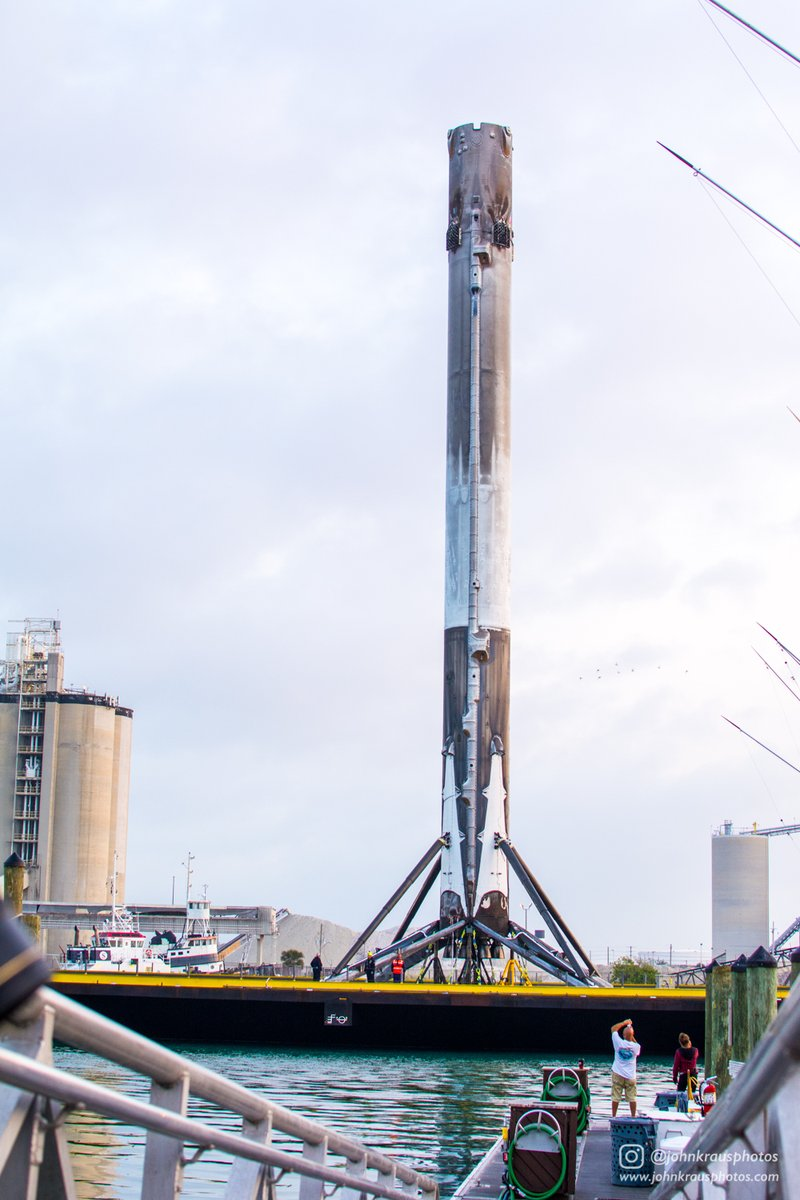 Falcon 9 B1021