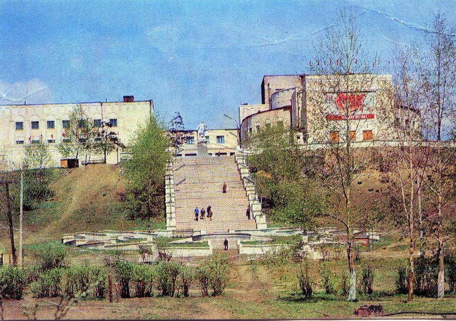 Дом культуры вагоноремонтного завода