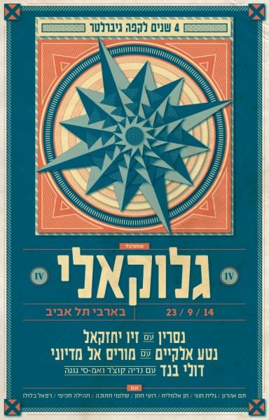 Glokali-poster