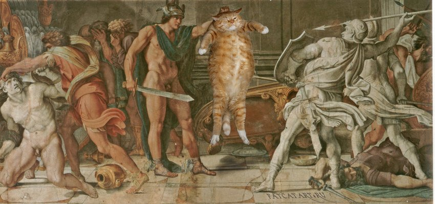 Perseus and Catneas