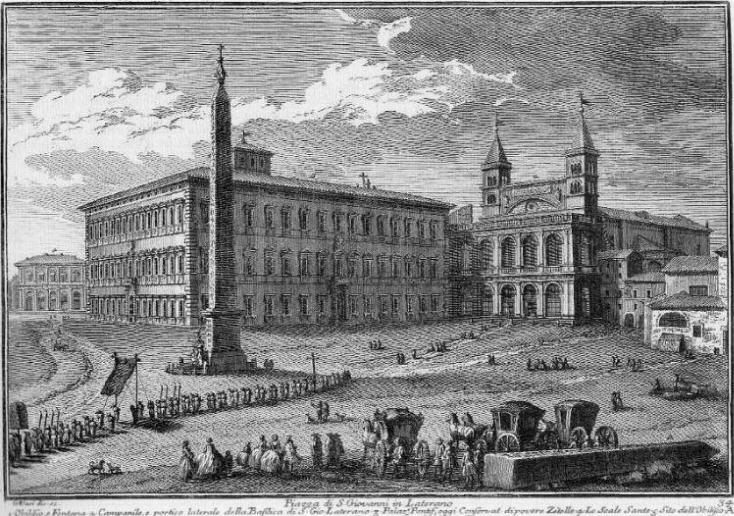 Откуда есть пошел Ватикан как Резиденция