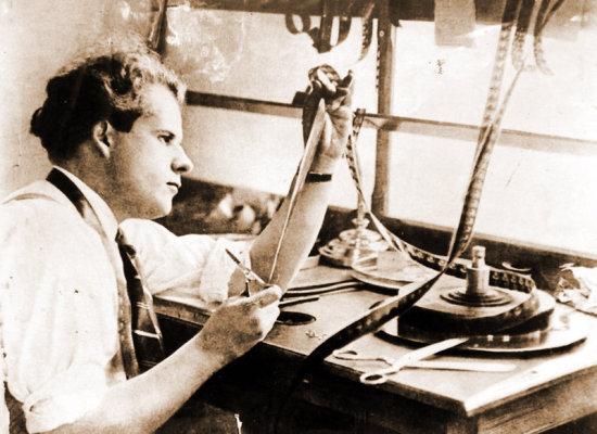 Сергей Эйзенштейн был неугомонным художником