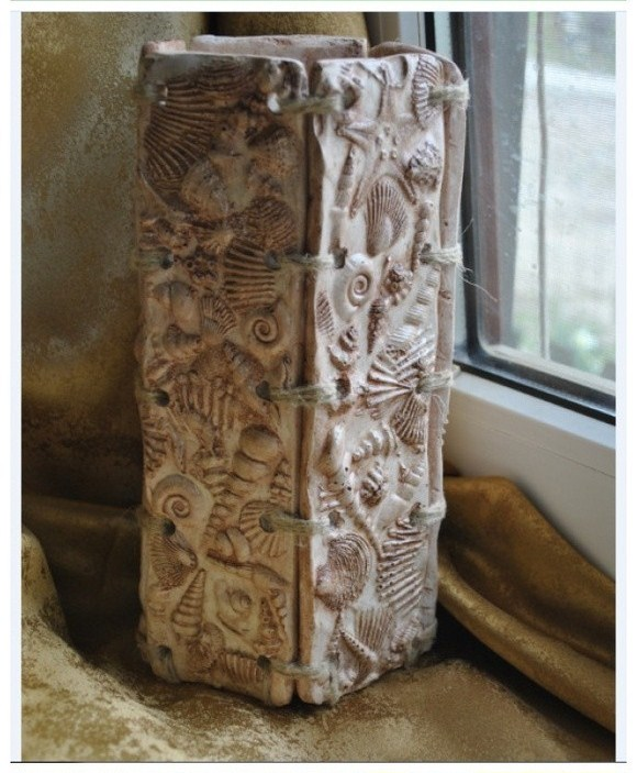 Напольная высокая ваза 30