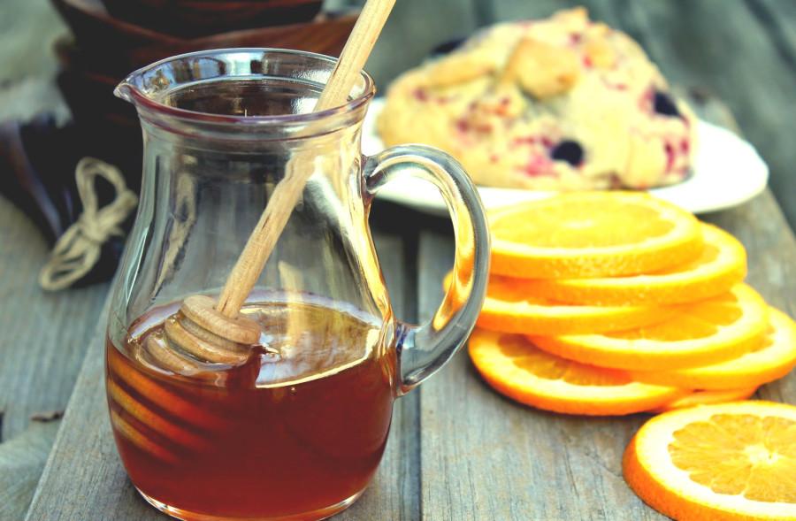 с чем есть мед при правильном питании