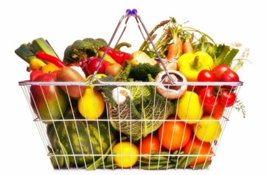 Список покупок для правильного питания