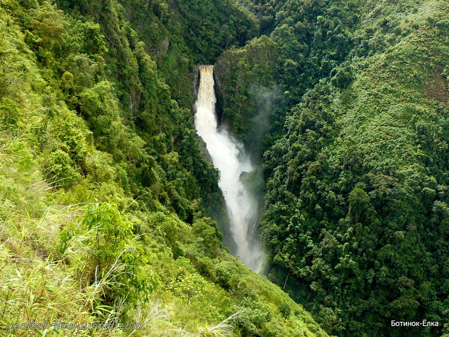 Колумбия - Con mucho gusto! Сан Агустин - водопады реки Магдалены и луло!