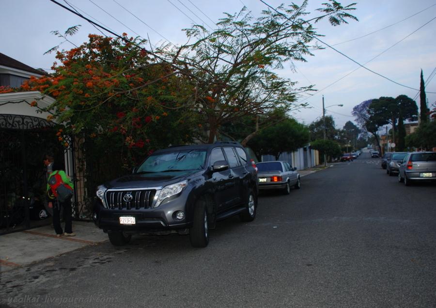 Мексика-Гватемала-Гондурас. Логистика путешествия - жильё -