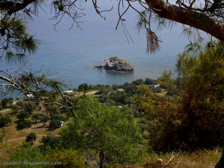В Пафос на длинный уик-энд. Треки на полуострове Акамас