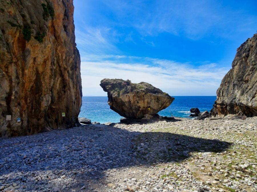 Пешком по юго-западу Крита. Е4 . Суйя - Айя Румели. Часть 1 : Суйя - ущелье Трипити