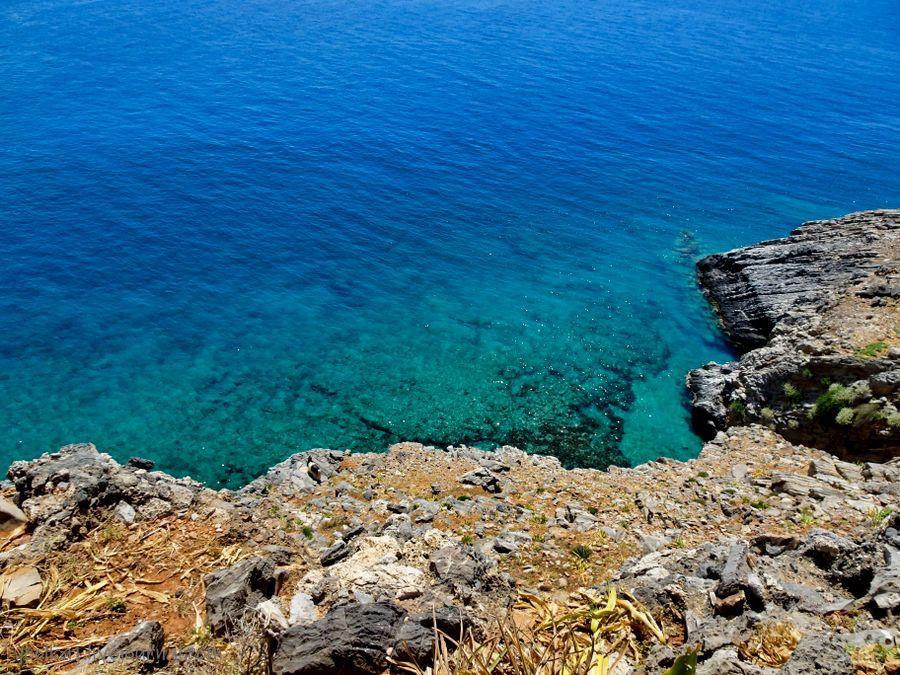 Пешком по юго-западу Крита. Е4 . Ущелье Арадена