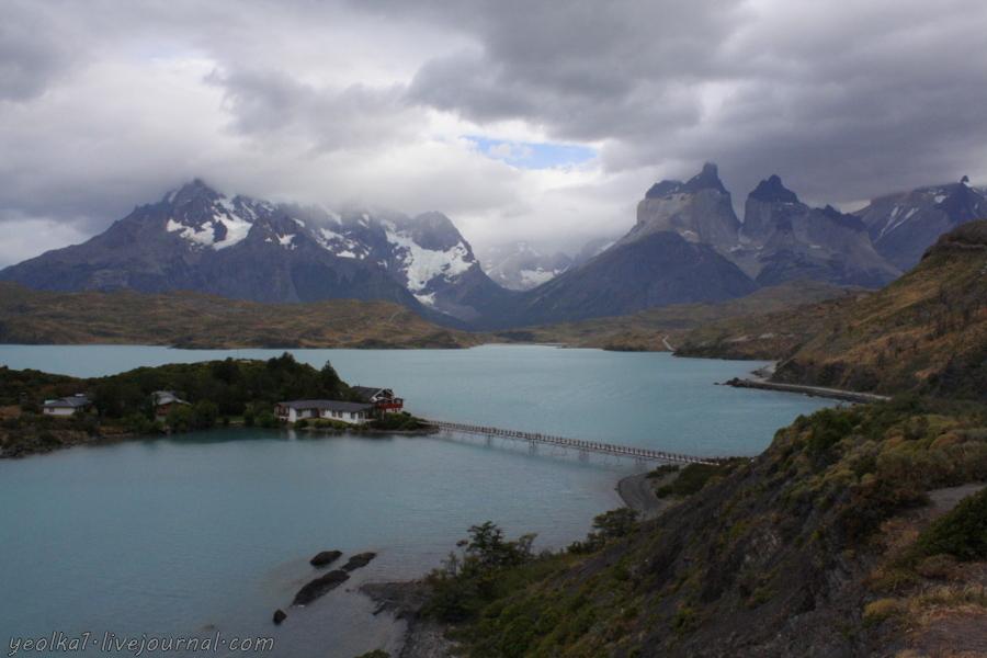 Чили - сбыча мечт! Патагония. Парк Торрес дель Пайне - что вам нужно знать