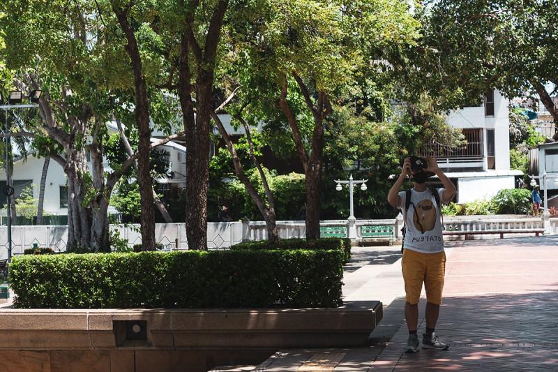 Коронавирусный Таиланд: как живёт Бангкок без туристов IMG_0639