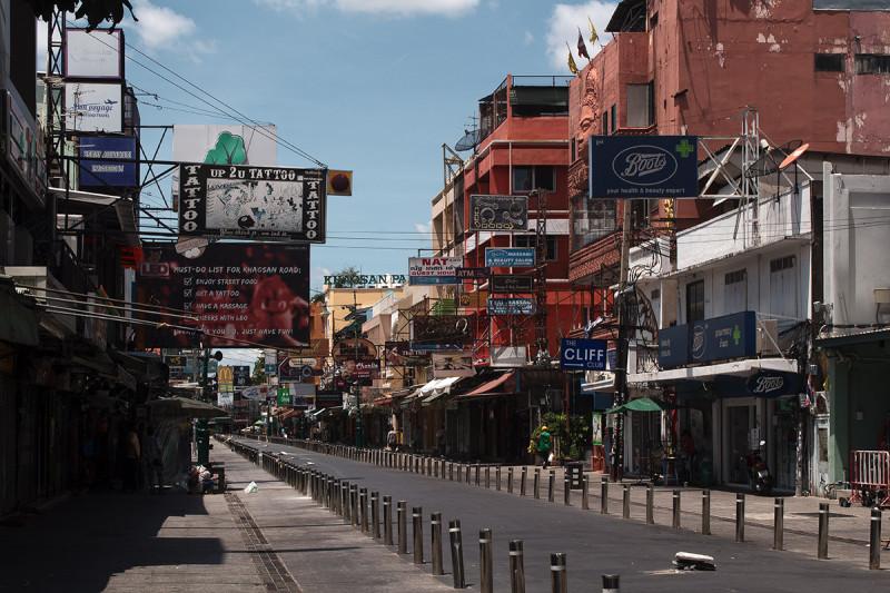 Коронавирусный Таиланд: как живёт Бангкок без туристов IMG_0655