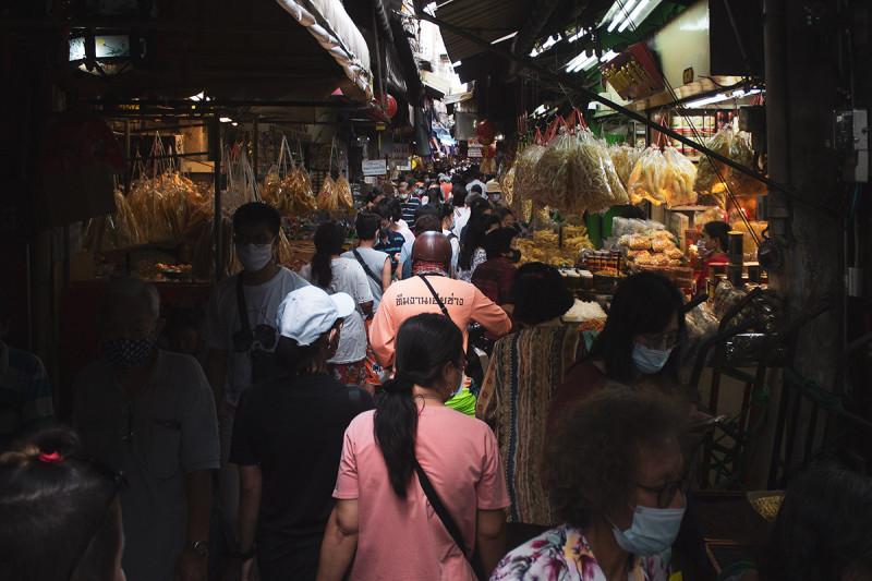 Коронавирусный Таиланд: как живёт Бангкок без туристов IMG_0705