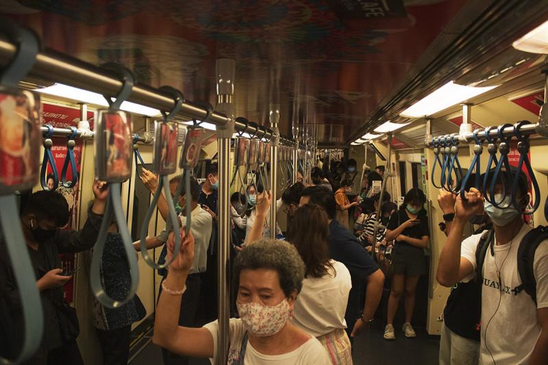Коронавирусный Таиланд: как живёт Бангкок без туристов IMG_0726