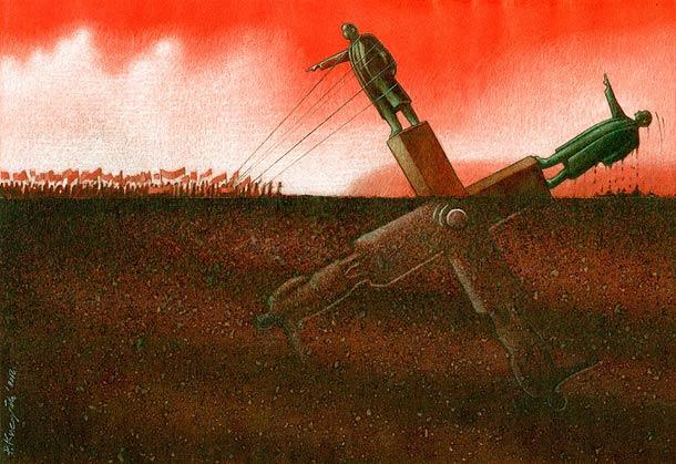 Pawel-Kuczynski-satirical-illustration-5