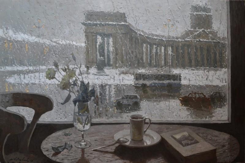 Дмитрий Евтушенко_В кафе на Невском