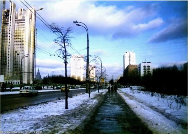 1995—1996_Проспект Вернадского