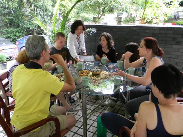 longjing-group drinking