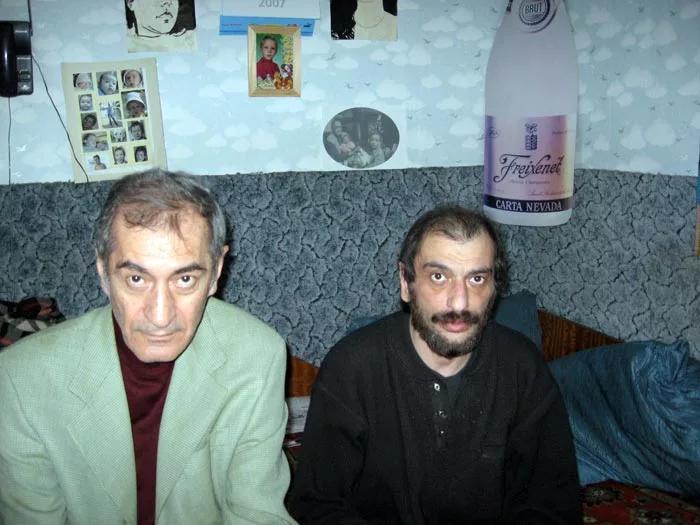 ИЛЬЯ РУБИНШТЕЙН И ДАВИД КАРАПЕТЯН
