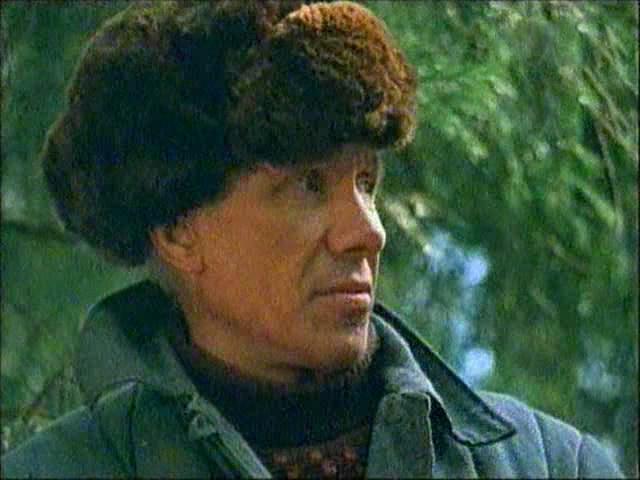 """""""ЖИВОДЕР"""" (1990). ЕДИНСТВЕННАЯ ГЛАВНАЯ РОЛЬ РОЛЬ КАЧИНА В КИНО"""