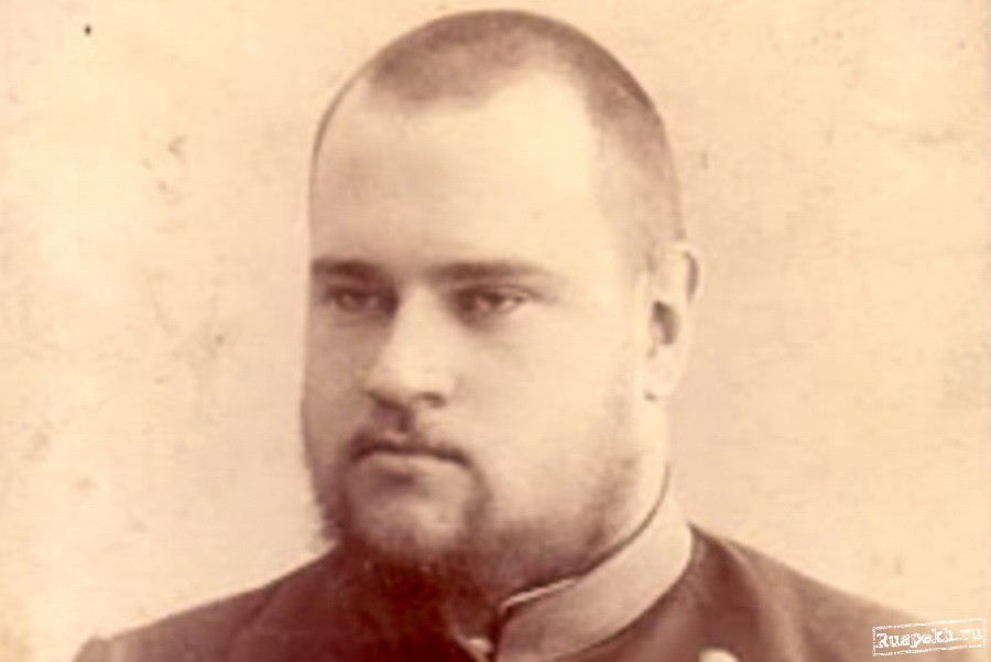 ПЕТР ГАННУШКИН