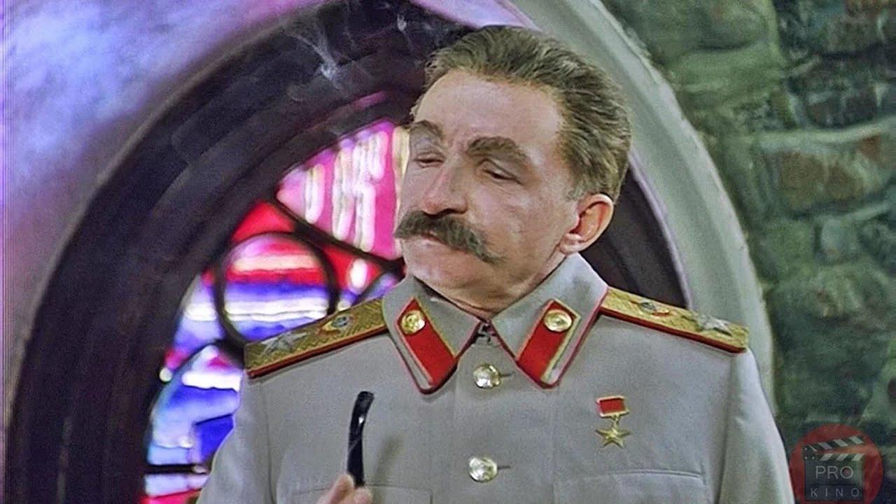 """МЯГКОВ В РОЛИ """"СТАЛИНА"""""""