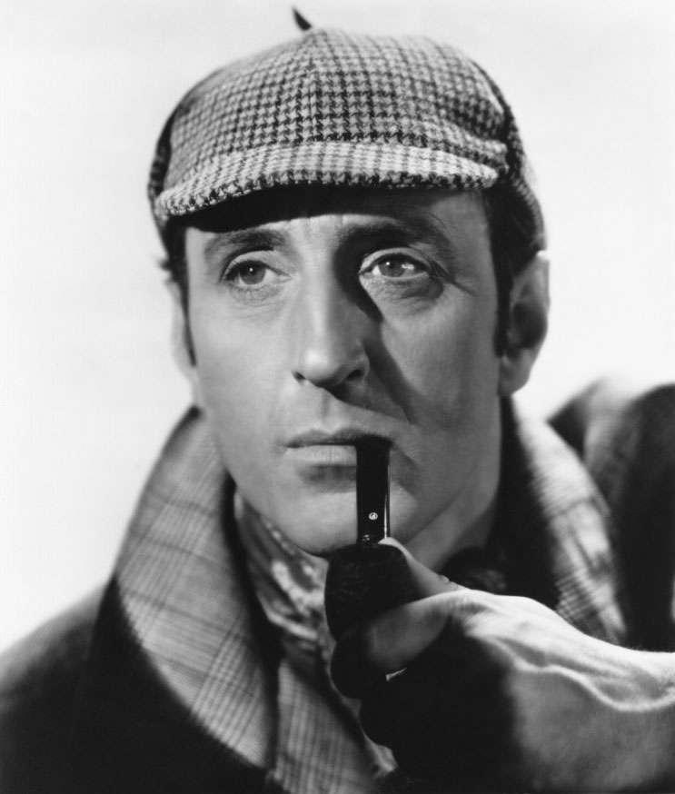 Шерлок Холмс, я тебя знаю! Часть 1.