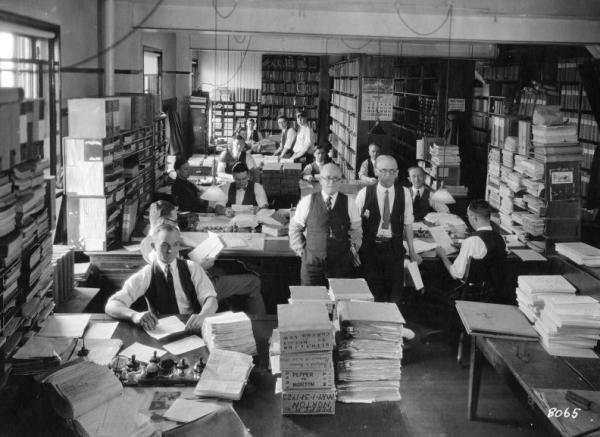 Офисные ребята начала века