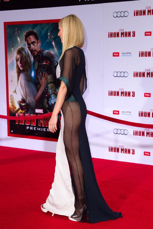 Гвинет Пэлтроу – о своем «голом» платье: Я ужаснулась, когда поняла, что моя задница у всех на виду! 160092