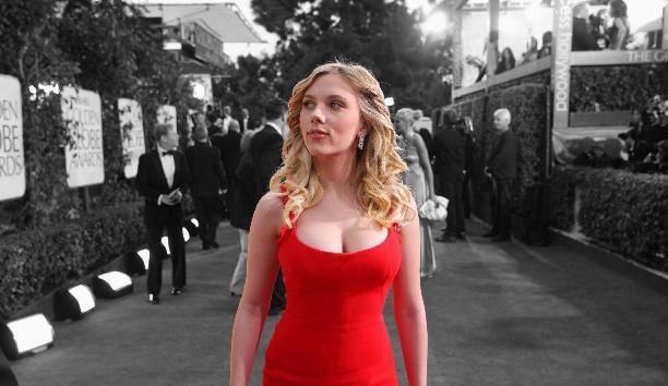 фото блондинка с 3 размером