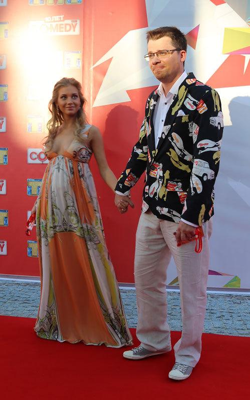 Кристина Асмус и Гарик Харламов признались, что они уже муж и жена! 166124